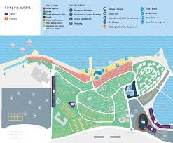 Tahiti Map World by Campsite Solaris Croatia Vacansoleil Ie
