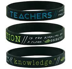 rubber wristband bracelet images 12 pack teacher appreciation bracelets silicone jpg