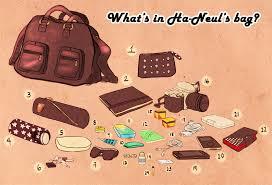 Meme Bag - what s in my bag meme by mmxii on deviantart