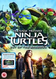Ninja Turtle Shower Curtain Buy Teenage Mutant Ninja Turtles Out Of The Shadows Dvd From Our