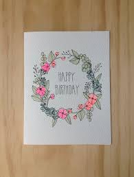 birthday card best 25 diy birthday cards ideas on