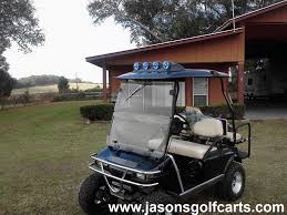 Golf Cart Off Road Tires Off Road Golf Cart Light Bar