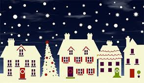 christmas houses christmas cliparts free clip free clip
