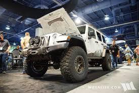 aev jeep rubicon 2016 sema aev jeep jk wrangler unlimited