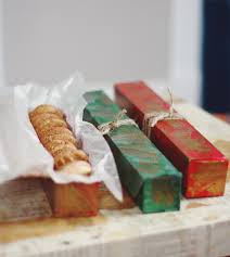 box u0027n and cookie swap u0027n cardboard boxes parchment paper and reuse