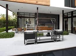 Outdoor Kitchens By Design Satellite Outdoor Kitchen Features Modular Design For Different