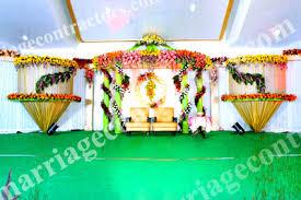 Wedding Stage Decoration Wedding Stage Decorators Wedding Stage Decorators In Tirupati