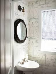 nautical wallpaper houzz