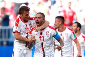 Partido decisivo en el Grupo E Serbia busca una clasificaci³n hist³rica