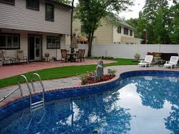 Patio And Pool Designs Pool Patio Landscape Ideas Design And Ideas