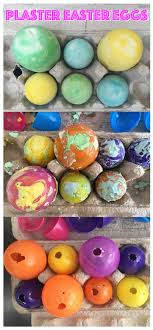 eco easter eggs make these gorgeous and reusable plaster easter eggs wrappily