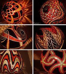 12 gorgeous gourds tropical lamps swirl light u0026 shadow