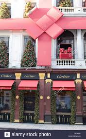 Home Design Store London by Cartier Shop Front Christmas Decorations On The Streets Of London