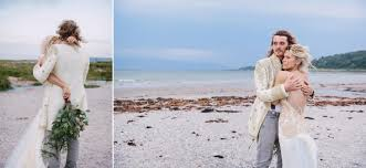 sle wedding albums isle of bute wedding photography couples session at scalps bay