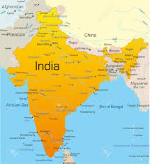 Map Of India by Vector Map Of India Country Royalty Free Cliparts Vectors And