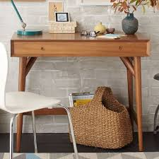 computer desk for small spaces the best desks for small spaces apartment therapy