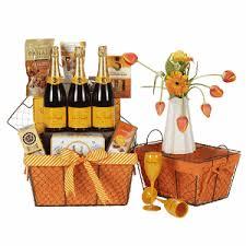 gift baskets los angeles mel maison veuve clicquot gift baskets los angeles