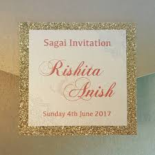 Sagai Invitation Cards Tailored Occasions Home Facebook