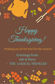 happy thanksgiving greetings wishes archives the logical traveler