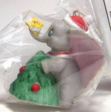 dumbo with tree 1991 ornament from our