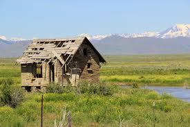 Idaho House Little House On The Prairie Lost Lake Idaho 4000x2667 Oc