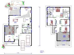 home plan ideas 2 storey home plan for narrow land 4 home ideas