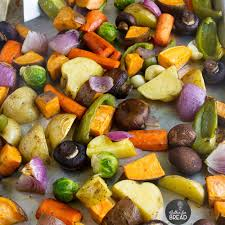Vegetables by How To Make Roasted Vegetables