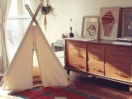 kids room white kids teepee tent awesome beige for in