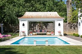 Pretty Backyards Amazing Backyard Designs Features In Ground Spray Pool By