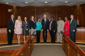 Florida Cabinet Governor Scott Presents Shine Awards To Six Outstanding Florida