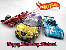 hot wheels cake toppers hot wheels race car edible image photo sugar frosting