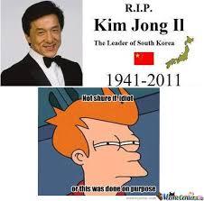 Kim Jong Il Meme - rmx rip kim jong ii by suave meme center