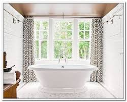bathroom window curtains ideas bathroom ideas zigzag patterned bathroom window curtains ideas in