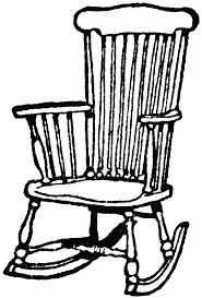 Black And Wood Chairs Rocking Chair Clipart Free Download Clip Art Free Clip Art