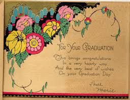 graduation cards caroline graduation card from