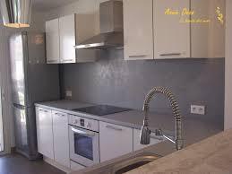 deco cuisine blanche et grise cuisine indogate decoration collection avec deco cuisine gris et