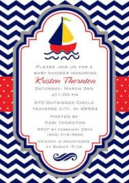 nautical baby shower invitations sailor invitations baby shower sailboat baby shower invitation