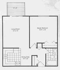 650 Square Feet Floor Plan 650 Square Foot Home Plans