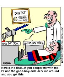 factors to mind when picking a fake dentist or doctors note