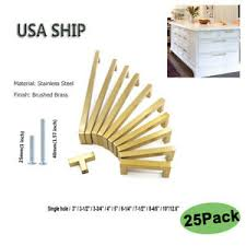 modern gold kitchen cabinet handles 10pack brushed brass cabinet handles gold kitchen drawer