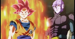 dragon ball super goku transform super saiyan god