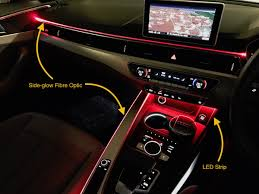 Led Strip For Car Interior Modded More Interior Ambient Lighting Audiworld Forums