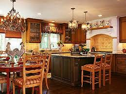 Kitchen Chandelier Lighting Rustic Kitchen Chandelier Lighting Designs Ideas And Decors