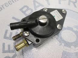 5005462 fuel lift pump assembly evinrude etec fuel pump green