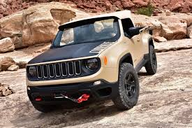 jeep safari concept 2017 50th easter jeep safari jeep concept vehicles quadratec