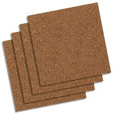 shop quartet 12 in x 1 ft natural cork shelf liner at lowes com