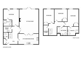 Lynnewood Hall Floor Plan by 6 Courtyard Barns Barefoot Retreats