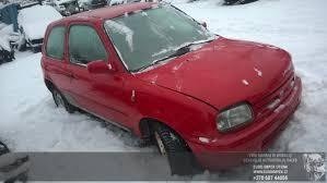 nissan micra k11 body kit rear left driver side corner quarter window glass nissan micra