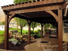 get inspired backyard escape with diy timber frame pergola or