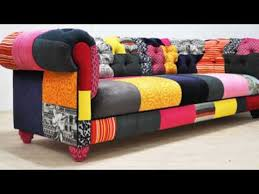 sofa patchwork multi coloured patchwork sofa
